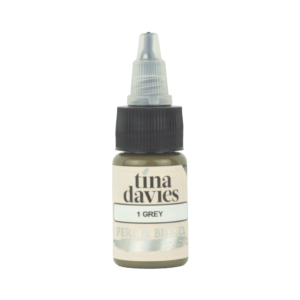 Perma Blend Tina Davies Pigment – 1 Grey (15ML)
